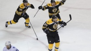 Patrice Bergeron's Goal Lifts Bruins Over Leafs In Overtime Thriller (Video)