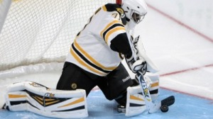 P-Bruins' Malcolm Subban Makes Save On Breakaway In Season Debut (Video)