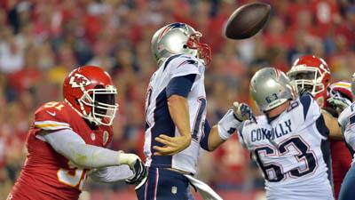 NFL: New England Patriots at Kansas City Chiefs