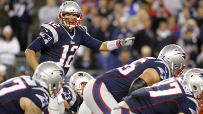 NFL: Cincinnati Bengals at New England Patriots