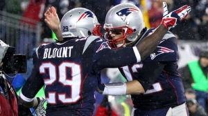 Patriots-Colts Live: New England Punches Super Bowl Ticket In 45-7 Win