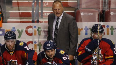 Gerard Gallant Knows His Young Panthers Face Test Vs Big