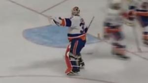 AHL Changes Rule After Goalie Flips Over Net During 2-On-0 Breakaway