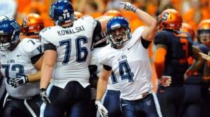 Albany-Villanova Featured In NESNplus Saturday College Football Slate