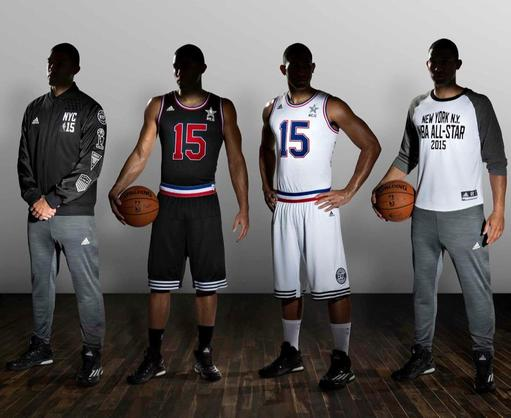 All-Star Game jerseys