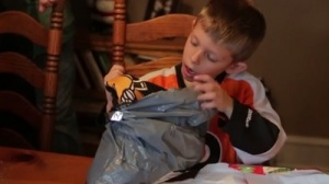 Young Flyers Fan Wants Nothing To Do With Sidney Crosby Jersey Gift (Video)