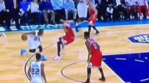 Kemba Walker Fools Nikola Mirotic With Ankle-Breaking Crossover (Video)