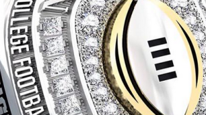 First Look At College Football Playoff Championship Ring Leaked (Photo)