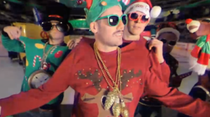 San Jose Sharks Release Ridiculous Rap Video For 'Holiday Sweater' Song