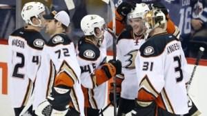 Ducks' Kyle Palmieri Scores OT Winner On Perfectly Aimed Shot (Video)