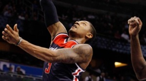 Bradley Beal Nails Buzzer-Beating Alley-Oop To Lift Wizards Over Magic (Video)