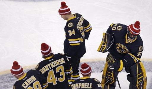 Kings Bruins Hockey