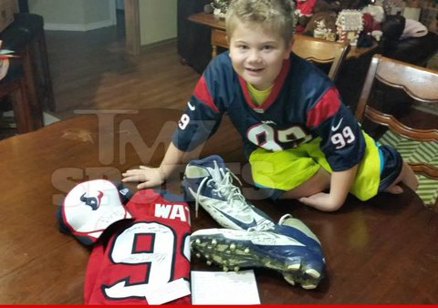 JJ Watt fan