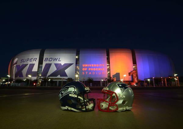 NFL: Super Bowl XLIX-Stadium Views