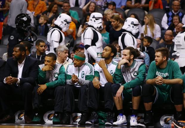 NBA: Boston Celtics at Phoenix Suns