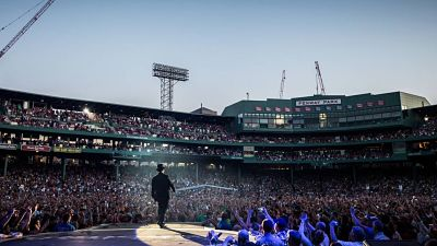 zac brown band fenway
