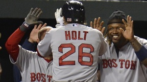 Brock Holt Knows Role, Even When Not Regularly In Red Sox Lineup (Video)