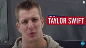 Gronk's Party Bus Rules Include 'Commitment To Taylor Swift' (Video)
