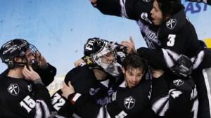 Jon Gillies Backstops Providence To First NCAA Hockey Title, Denies BU
