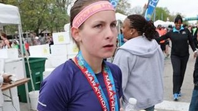 Kendall Schler, 26, was disqualified from both the GO! St. Louis Marathon and Boston Marathon for cheating.