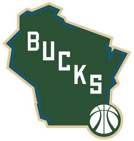Milwaukee Bucks third logo