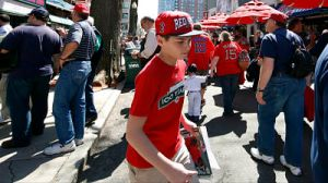 Larry Lucchino: Red Sox Hope To Make Kids Feel Special At Fenway Park (Video)