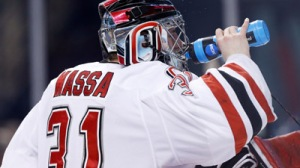 Frozen Four Notes: Ryan Massa Shines In Net For Omaha In College Swan Song