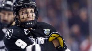 Trevor Mingoia's Frozen Four Dagger Puts Providence One Win From Glory