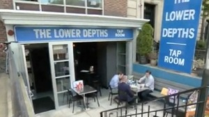 Dining Playbook Before, During And After: Lower Depths, Independent, Drink