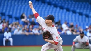 Clay Buchholz Is Red Sox's Best Defense Vs. Potent Blue Jays Offense (Video)