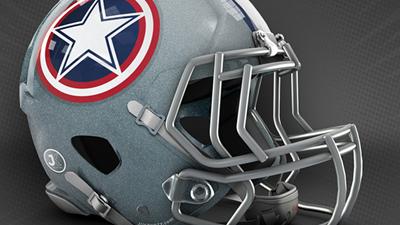 Dallas Cowboys reimagined as Dallas Captains
