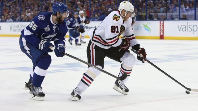 Lightning Blackhawks Stanley Cup Final