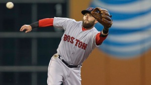 Dustin Pedroia Still Working On Timing Since Returning To Red Sox (Video)