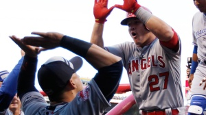 Mike Trout Completes Rare All-Star Cycle With Leadoff Home Run (Video)