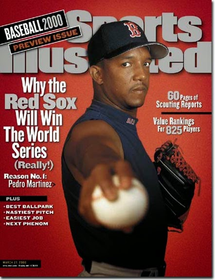 Pedro Martinez Sports Illustrated