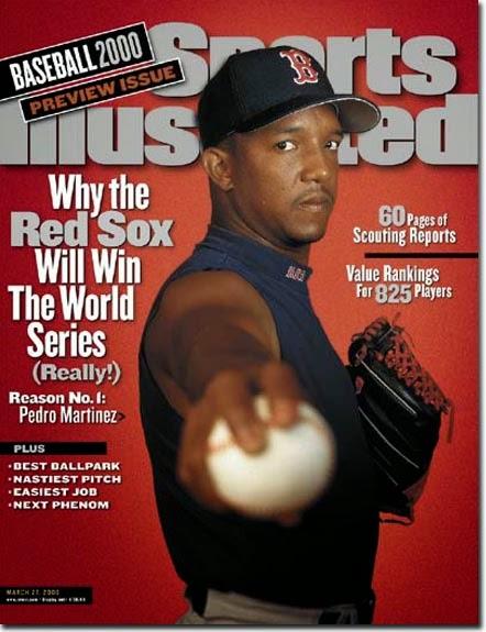 Pedro Martinez Sports Illustrated