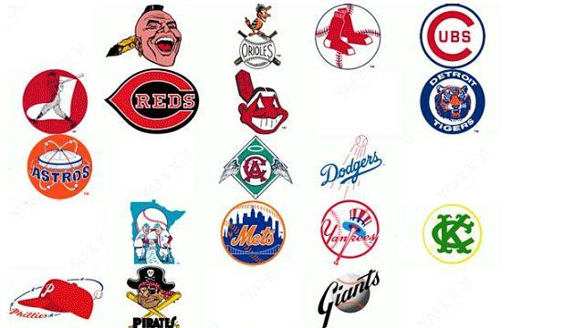 Fantastic GIF Shows Evolution Of MLB Team Logos Dating All ...