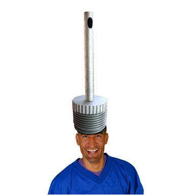 Colts fans create Deflategate hats