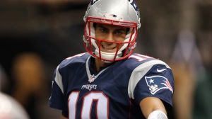 Patriots-Saints Live: Jimmy Garoppolo Leads Comeback As New England Wins 26-24