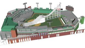 Fenway Park To Host Exciting 'Big Air At Fenway' Event In February (Photos)