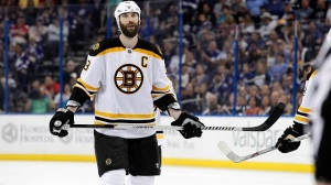 Filling Out The Blue Line: Who Will Be Bruins' Six Defensemen? (Video)