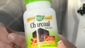 Dining Playbook J-Tox: Talking About Activated Charcoal (Video)
