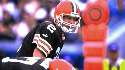 quarterback Tim Couch