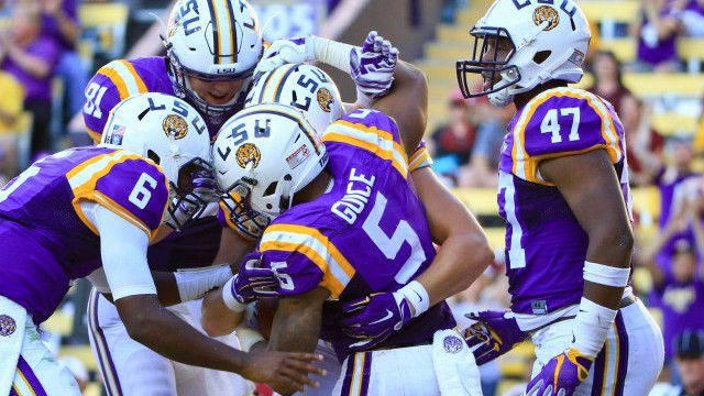 Watch LSU Vs. Florida College Football Game Online (Live ...