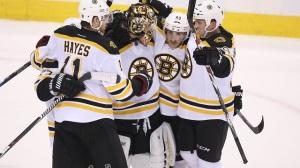 Grading The Boston Bruins' Up-And-Down Season At Quarter Mark (Video)