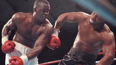 Boxer Buster Douglas