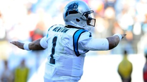 Panthers' Cam Newton Responds To Angry Titans Fan: 'I Am Who I Am'