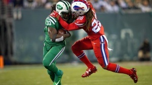 Bills, Jets 'Color Rush' Uniforms Confusing To Colorblind Fans (Video)