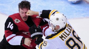 Debate Continues To Surround Fighting In Hockey As Rates Drop (Video)