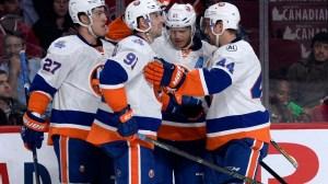 John Tavares' Return Provides Stability For Flailing Islanders (Video)